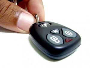 ključ na daljinca