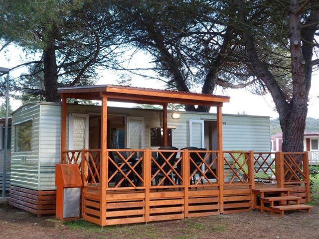 Mobilna hiška kamp Brioni Pula