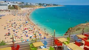 Plaža na Portugalskem