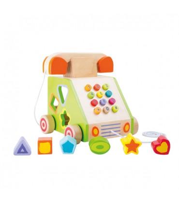 igrače za dojenčka Vlakec