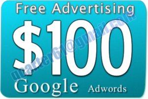 Google adwords oglaševanje bon