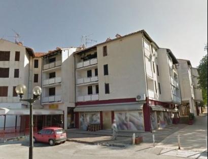 Dražba za apartma na Hrvaškem