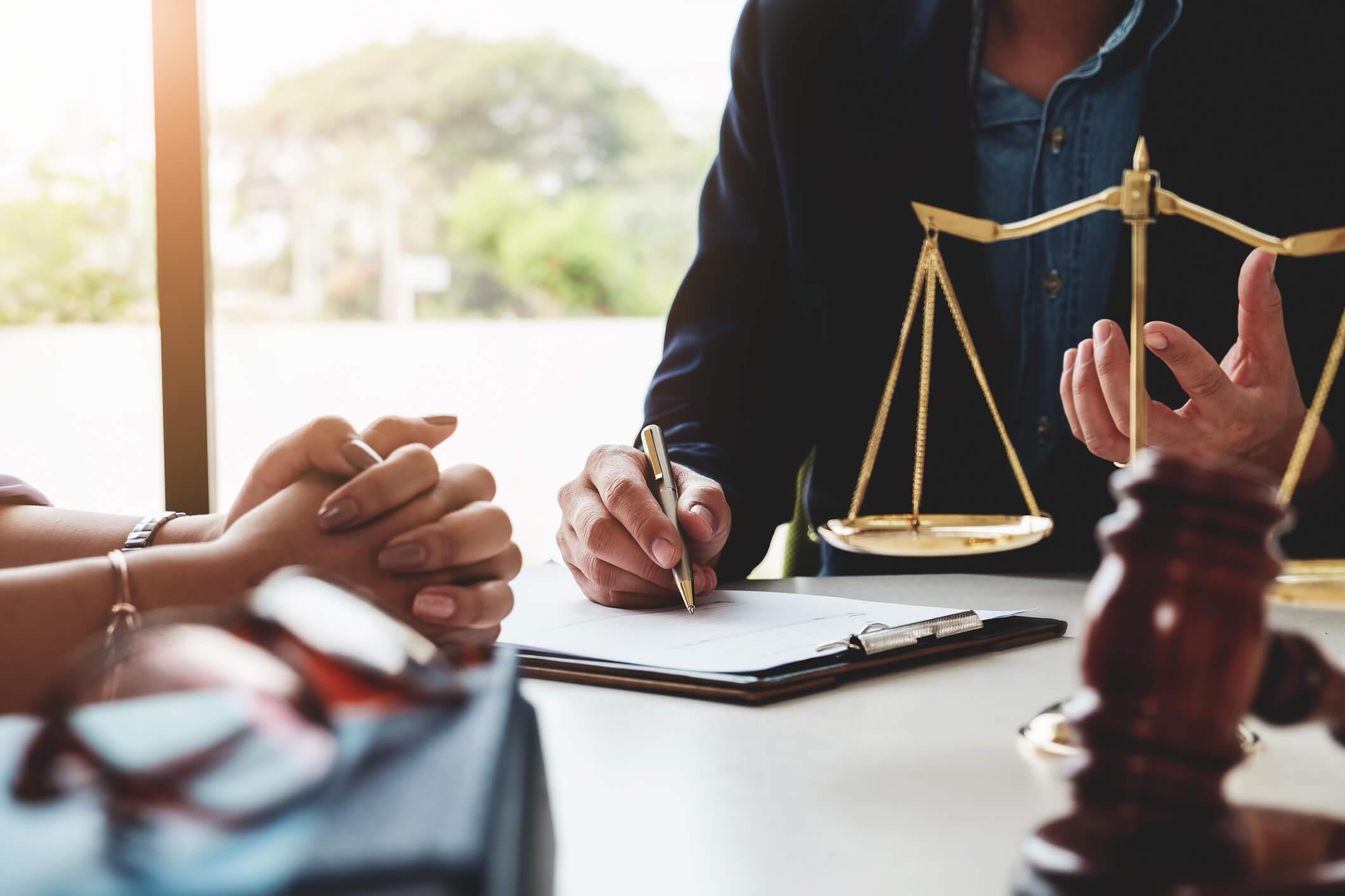 odvetnik za odškodnine